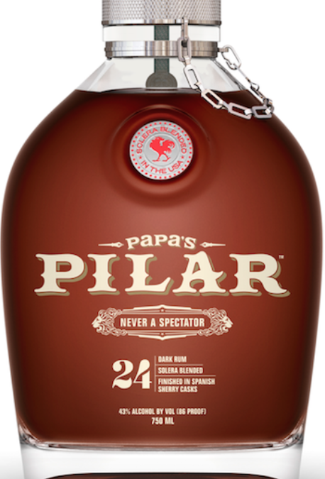 Papa's Pilar® Releases Special Edition Custom Barreled Dark Rum in Bourbon Oak for Papa's Day