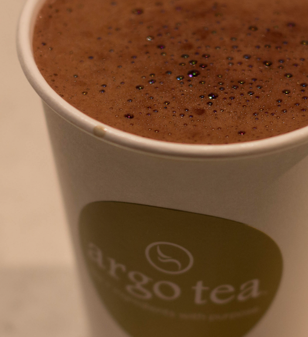 Argo Tea® Introduces New  Cocoa Mate Shot to its Fall Lineup