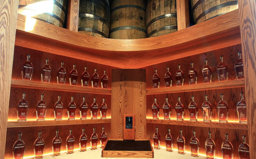 Oaken Ticket Online Sweepstakes Gives Kentuckians the First Chance to Tour the New Angel's Envy® Distillery
