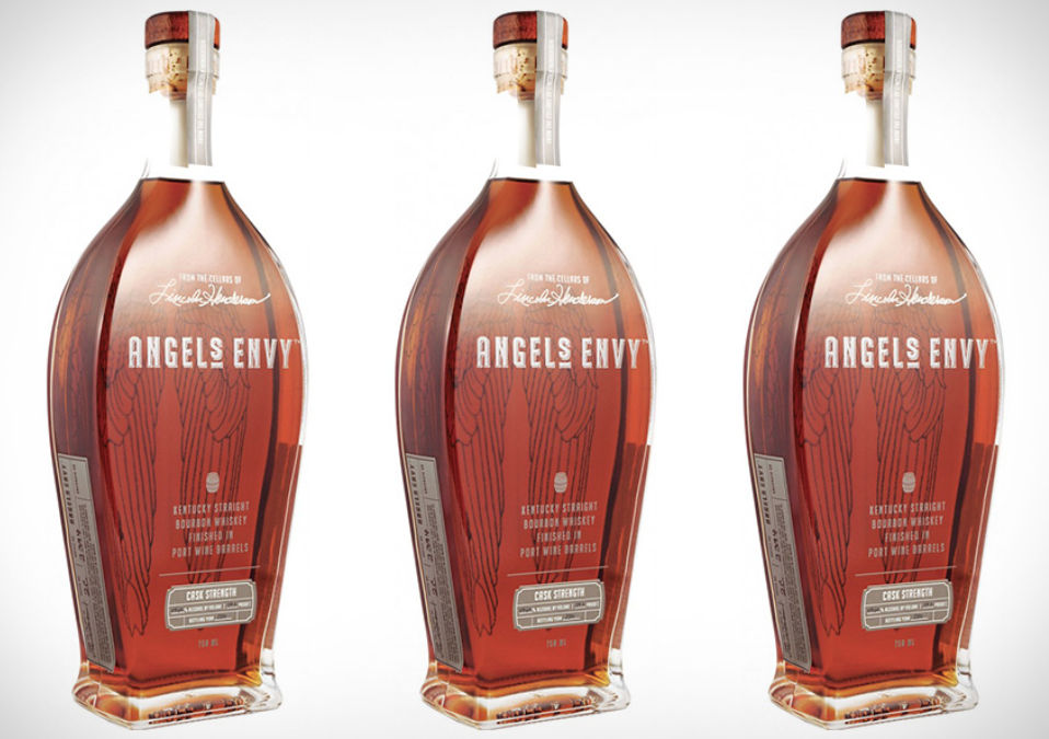 Angel's Envy™ Announces Cask Strength Limited-Edition Release in Select Markets