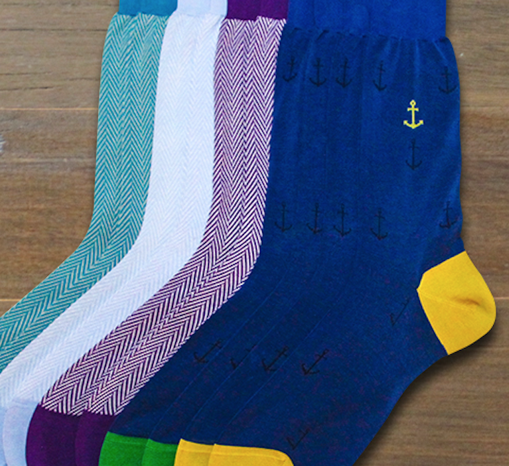 Nick'Socks Expands Luxury Line of Men's Socks With Styles Perfect for Holiday Gifting