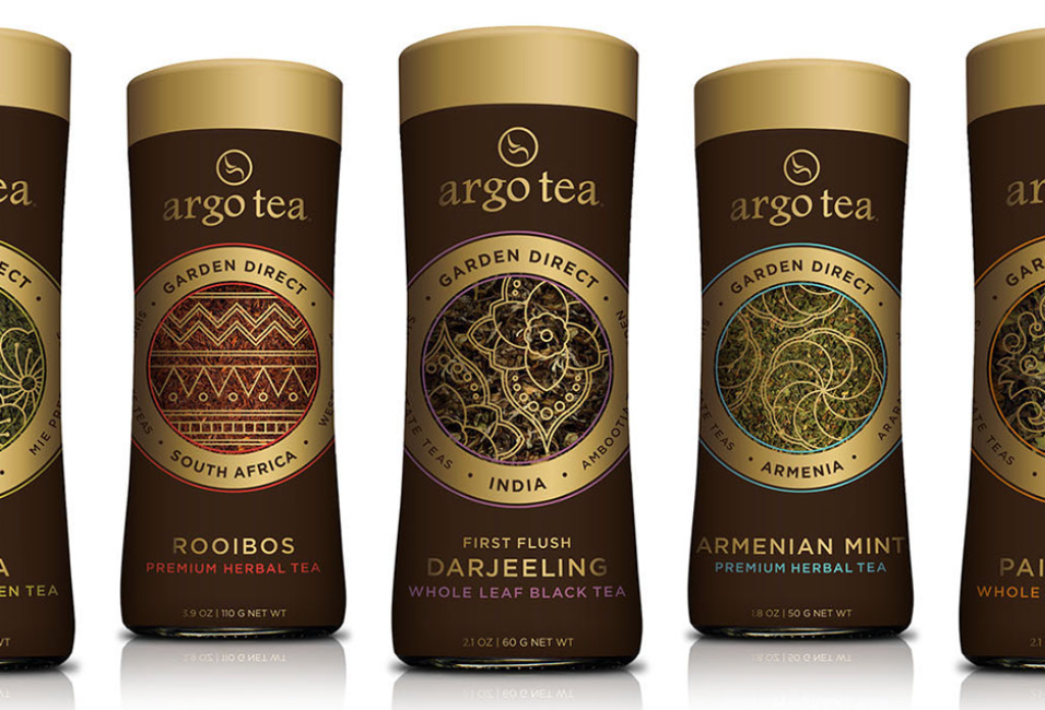 Argo Tea® Announces New Garden Direct Collection of 24 Single Estate Teas