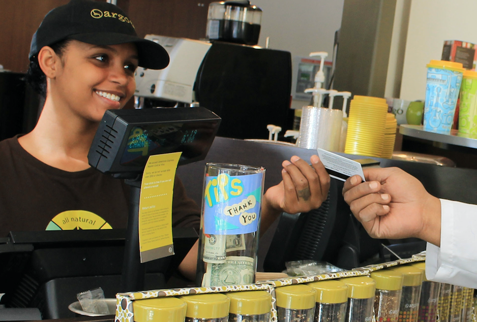 Argo Tea® Cafés Go Cashless In Select Locations