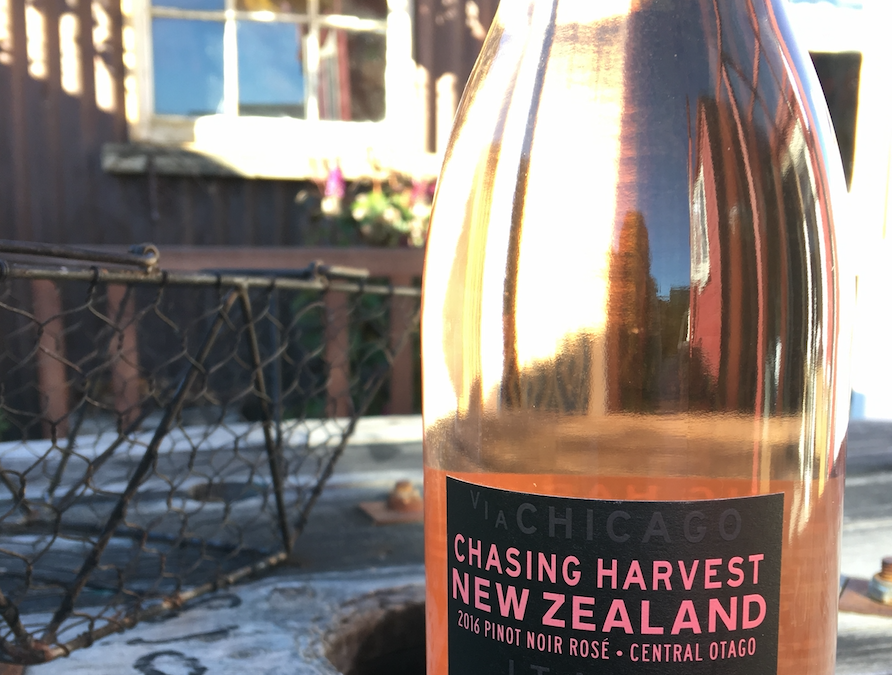 Chasing Harvest Introduces Its First Rosé Wine from New Zealand Just in Time for Summer