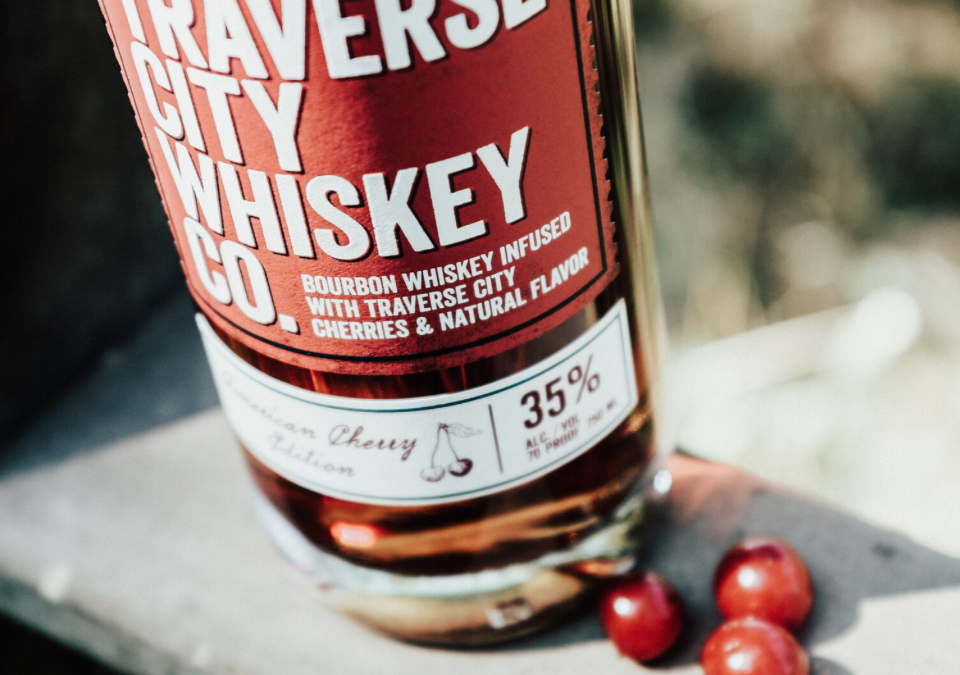 Traverse City Whiskey Co. Refining the Standard for Craft Spirits