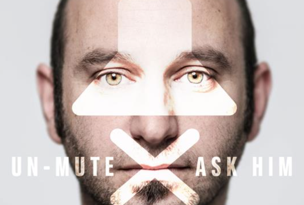 Movember's Unmute – Ask Him Campaign Urges You to Support Mental Wellness by Asking the Men in Your Life How They're Doing