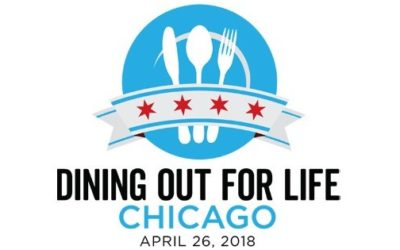 Dining Out For Life Returns to Chicago on Thursday, April 26