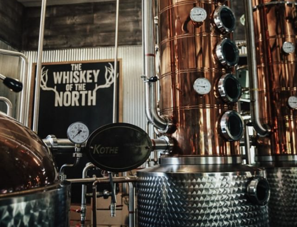 Traverse City Whiskey Co. Selects Detroit to Open  its First Tasting Room Outside its Hometown