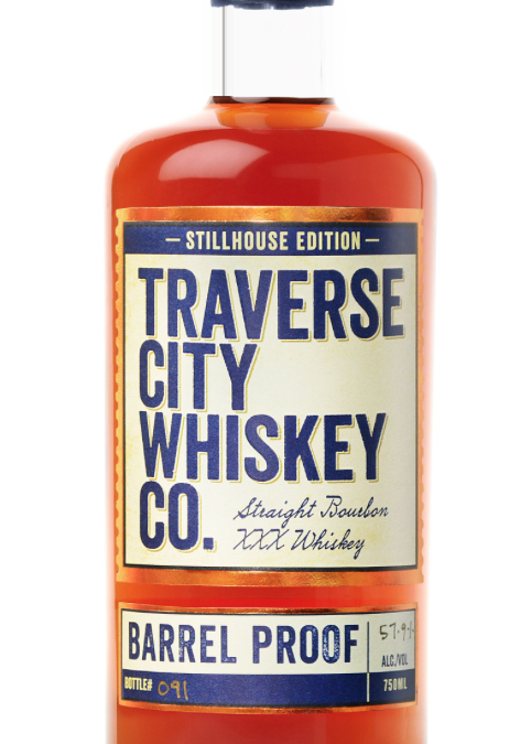 Traverse City Whiskey Company's Barrel Proof Bourbon Named Best Small Batch Bourbon at the 2019 San Francisco World Spirits Competition