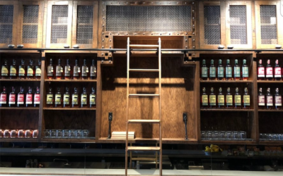 Traverse City Whiskey Co. Opens 'The Outpost'  In Greater Detroit On Woodward Avenue