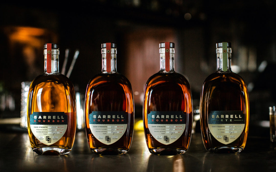 "Barrell Craft Spirits Batch 021 Named ""Best Bourbon"" at the 2020 San Francisco World Spirits Competition"