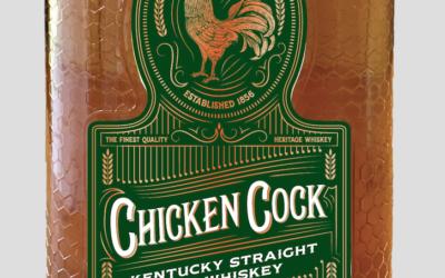Grain & Barrel Spirits Launches New Chicken Cock Kentucky Straight Rye Whiskey