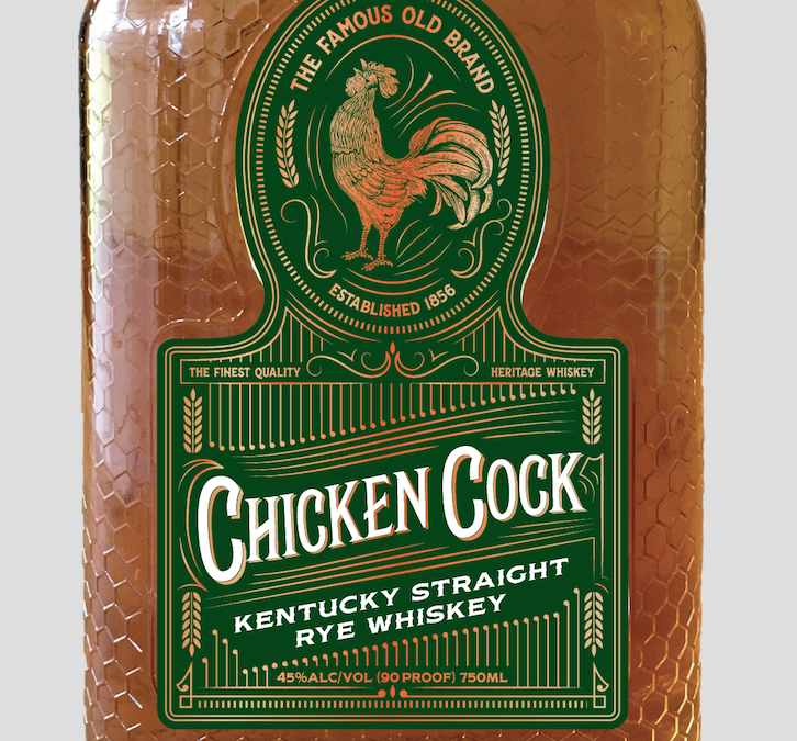 Grain & Barrel Spirits Launches New Chicken Cock Kentucky Straight Rye Whiskey
