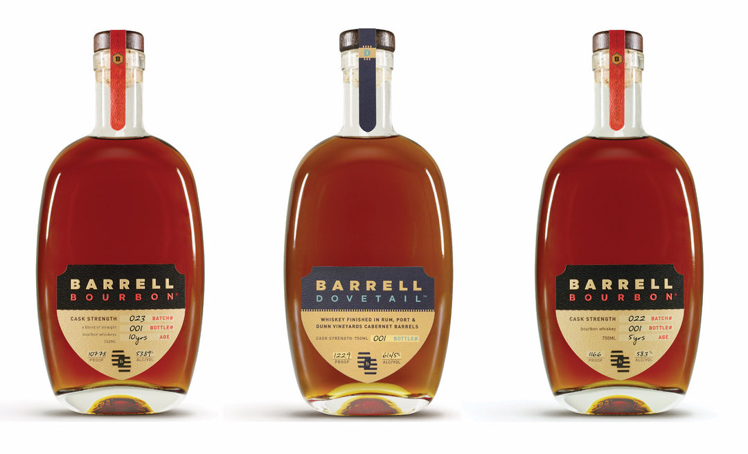 "Barrell Craft Spirits' Dovetail American Whiskey Awarded ""Chairman's Trophy"" at the 2020 Ultimate Spirits Challenge"