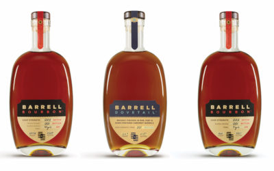 """Barrell Craft Spirits' Dovetail American Whiskey Awarded """"Chairman's Trophy"""" at the 2020 Ultimate Spirits Challenge"""