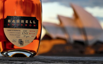 Barrell Craft Spirits Launches in the Land Down Under