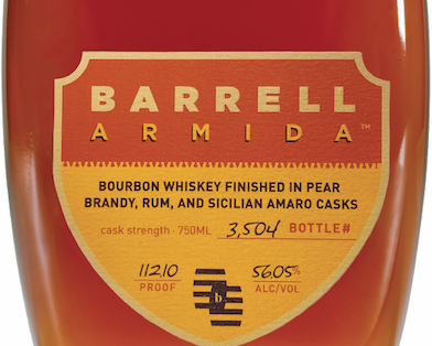 Barrell Craft Spirits® Introduces Barrell Armida