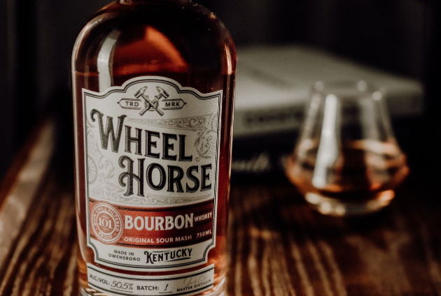 Latitude Beverage Co. Expands Wheel Horse Whiskey Range With Flagship Straight Bourbon