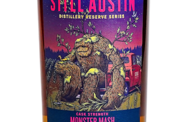 Still Austin Whiskey Co. Launches Limited-Edition Monster Mash