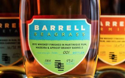 Barrell Craft Spirits® Introduces Barrell Seagrass