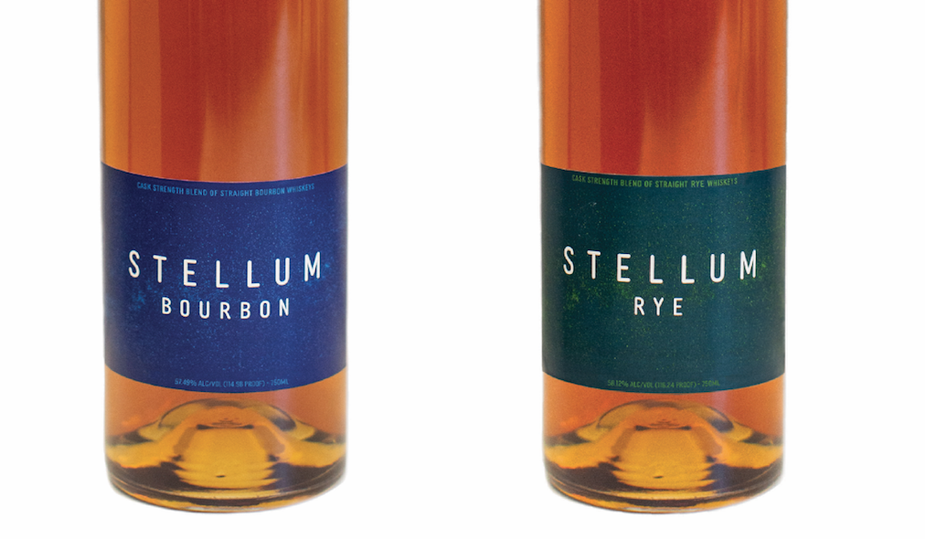 Stellum Spirits Toasts the Modern Whiskey Drinker With New Line of Cask-Strength Bourbon & Rye Whiskey