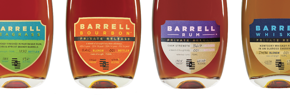Barrell Craft Spirits® Awarded Eight Double Gold and Six Gold Medals at the 2021 San Francisco World Spirits Competition