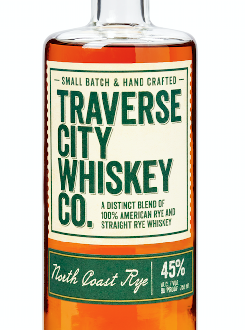 Traverse City Whiskey Co. North Coast Rye Whiskey Awarded Double Gold Medal at the 2021 San Francisco World Spirits Competition