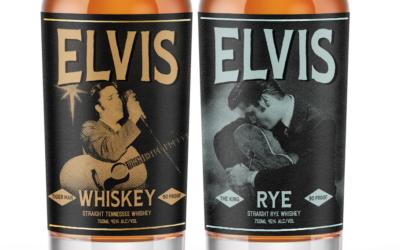 Grain & Barrel Spirits Partners With Elvis Presley Enterprises to Launch Two Elvis Presley-Inspired Whiskeys