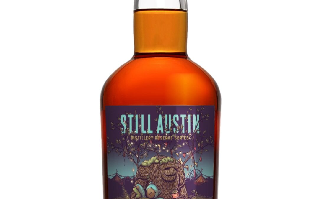 Still Austin Whiskey Co. Revives Limited-Edition Monster Mash Cask Strength Whiskey for Halloween